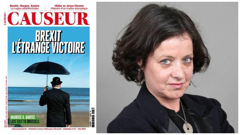 Elisabeth Lévy : « Le peuple, voilà l'ennemi !»
