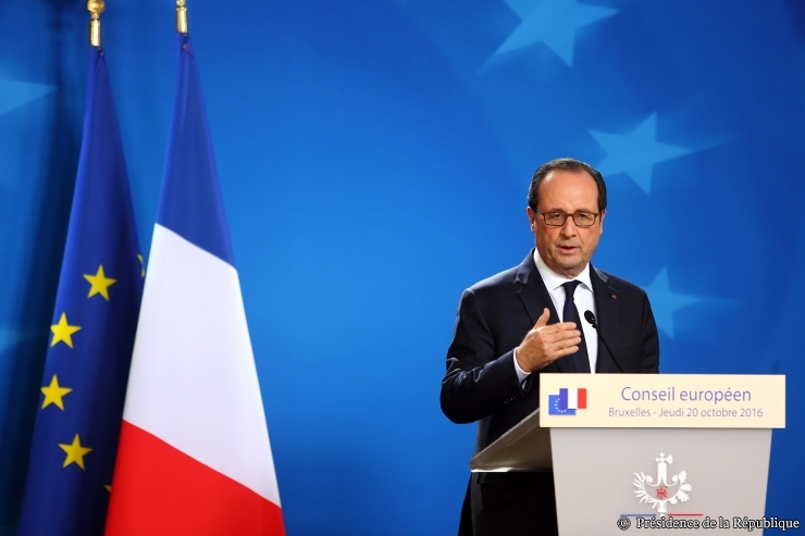 L'Etranger Hollande…