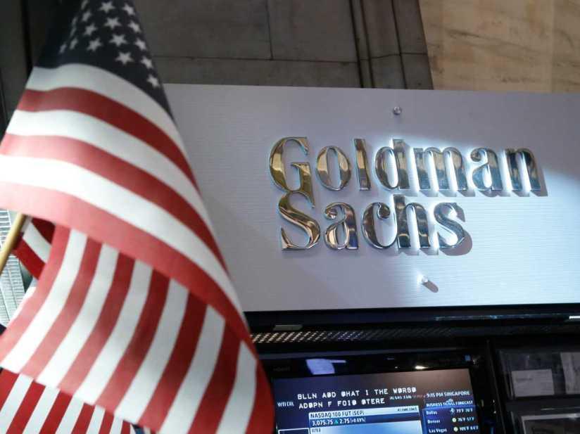 Les hommes de Goldman Sachs omniprésents autour deTrump
